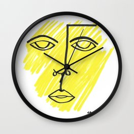 Aims Wall Clock