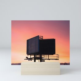 Golden Mile Sunrise Mini Art Print