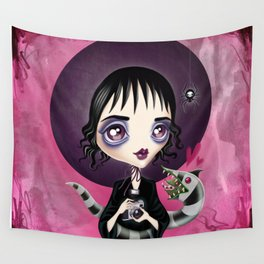 Strange and Unusual Wall Tapestry