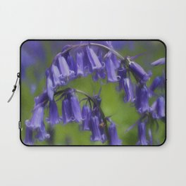 Bluebell Arch Laptop Sleeve