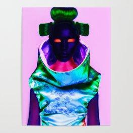CyberGeisha X Poster