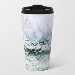 Breaking Wave-Ocean Element Travel Mug