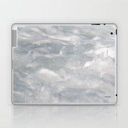 TEXTURES: Laguna Beach Sea Foam #1 Laptop & iPad Skin