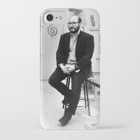 marc iPhone & iPod Cases featuring Marc Handelman by Skyla Pojednic