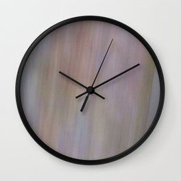 abstract filled with light touched colors Wall Clock