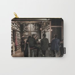 Market Cafe Carry-All Pouch