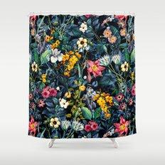 Exotic Garden Shower Curtain