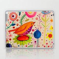 retour aux sources Laptop & iPad Skin