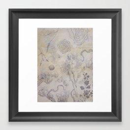 hidden place II Framed Art Print