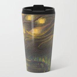 Illuminated Dreams Metal Travel Mug