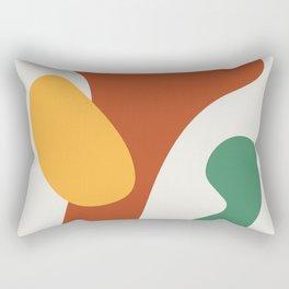 Abstract No.1 Rectangular Pillow
