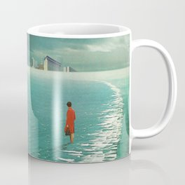Waiting For The Cities To Fade Out Coffee Mug