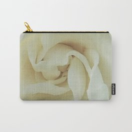 Gardenia Romance Carry-All Pouch