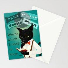 Study Stationery Cards