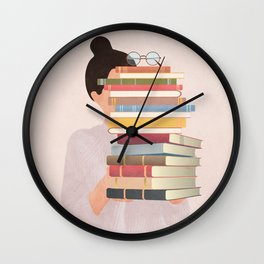 Good Read 01 Wall Clock