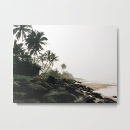 tropical island / sri lanka Metal Print