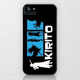 Kirito iPhone Case