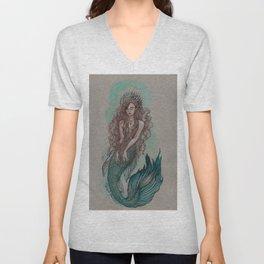 Mermaid Sea Enchanter Unisex V-Neck