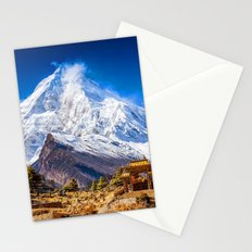 Cloudy Mountain Stationery Cards