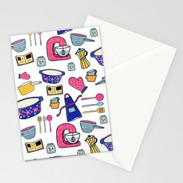 Kitchen Brights Stationery Cards