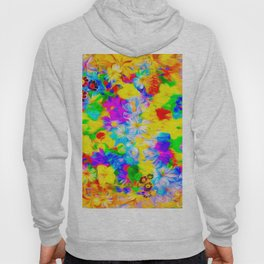 Floral Feast I Hoody