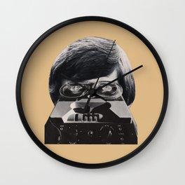 Tapist Wall Clock