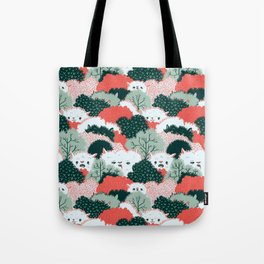 The Vegetable Lamb of Tartary Tote Bag