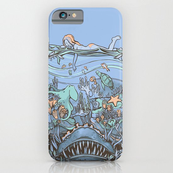 What Lurks Beneath iPhone & iPod Case