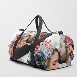Flower lovers Duffle Bag