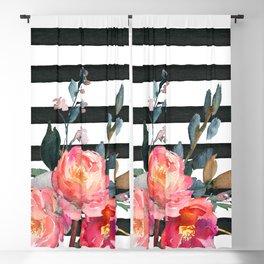 Flowers Bouquet 120 Blackout Curtain