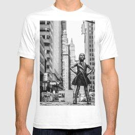 Fearless Girl New York City T-shirt