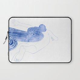 Water Nymph XLVII Laptop Sleeve
