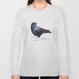 Crow #3 Long Sleeve T-shirt