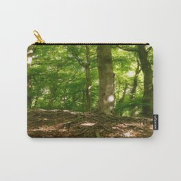 A Hot Summer Day In The Woods Carry-All Pouch