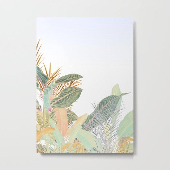 Native Jungle Metal Print