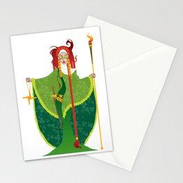 St. Brigid of Ireland Stationery Cards