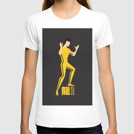 Yellow Jumpsuit T-shirt