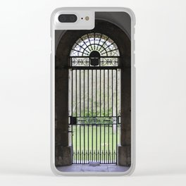 Doors Oxford 5 Clear iPhone Case
