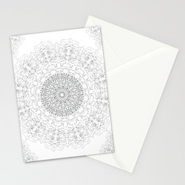 MANDALA NO. 23  #society6 Stationery Cards