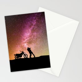 Night Time Love Stationery Cards