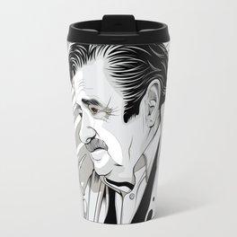 Pepe Mujica - Trinchera Creativa Travel Mug