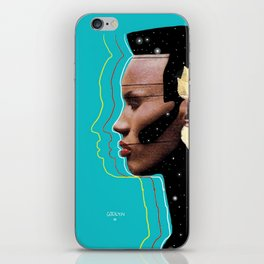the joneses II iPhone Skin