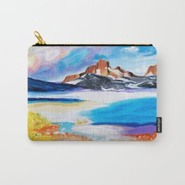 Canyon Sunrise Carry-All Pouch