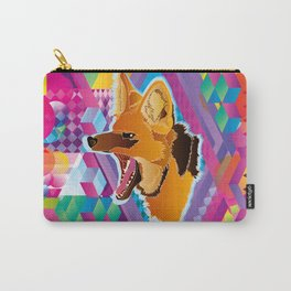 Lobo-guará (Maned wolf) Carry-All Pouch