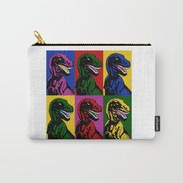 Dinosaur Pop Art Carry-All Pouch