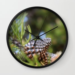 Christmas II Wall Clock