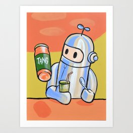 The Mystery of Tang Art Print