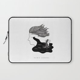 Men Cry More Laptop Sleeve