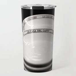 """""""where the men and the women are acquainted quite well""""  Travel Mug"""