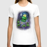 the neighbourhood T-shirts featuring Friendly Neighbourhood Alien by Billy Allison